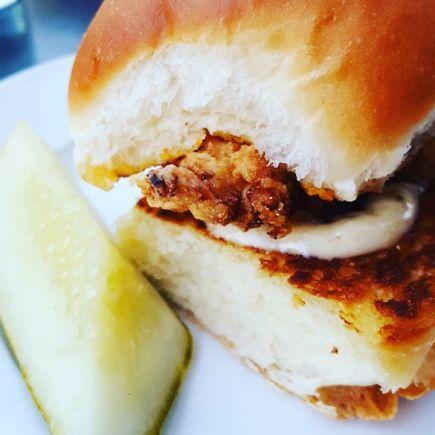 Chicken Little Sandwich at Lapellah